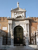 Entrance to Arsenal, Venice