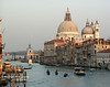 Grand Canal and Church of Santa Maria della salute, Venice