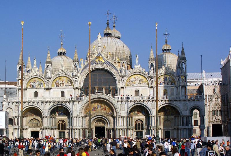 St. Mark's Basilica, St Mark's Square, Venice