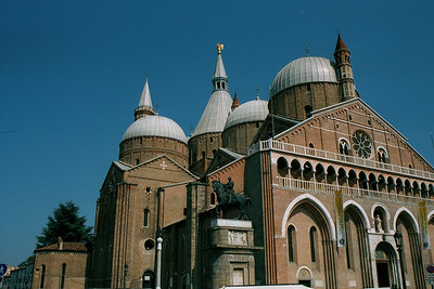 Padua: Basilica del Santo