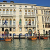 Regional Council head quarters of Venice in an elegant building on the Grand Canal in the centre of Venice