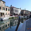 Canal on the island of Murano