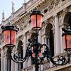 Lamps in Saint Mark's Square