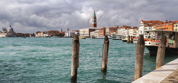 View Towards San Marco