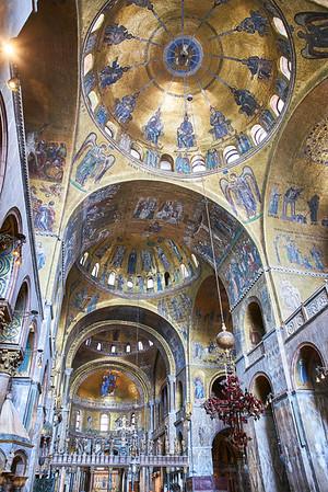 June  13-, 2017- Italy /Switzerland  Milan-Venice-Verona-Lake Como-Lugano trip  Tues 6/13 Venice  San Marco  Credit: Robert Altman