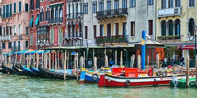 June  13-, 2017- Italy /Switzerland  Milan-Venice-Verona-Lake Como-Lugano trip  Tues 6/13- Venice  Grand Canal  Credit: Robert Altman