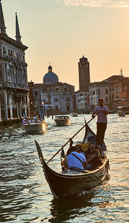 Venice 2017 with Biennale