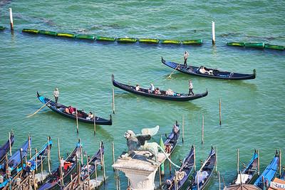 June  13-, 2017- Italy /Switzerland  Milan-Venice-Verona-Lake Como-Lugano trip  Tues 6/13 Venice  San Marco- view from Campanille  Credit: Robert Altman