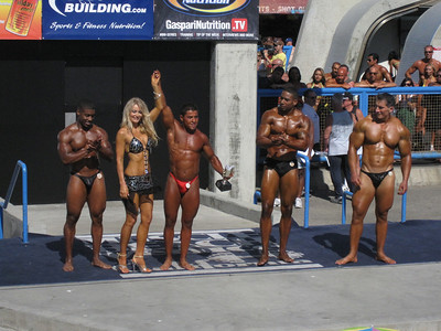 Venice Beach BB Contest