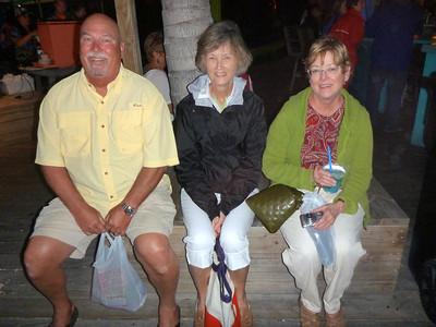 Bob, Melanie, Jan
