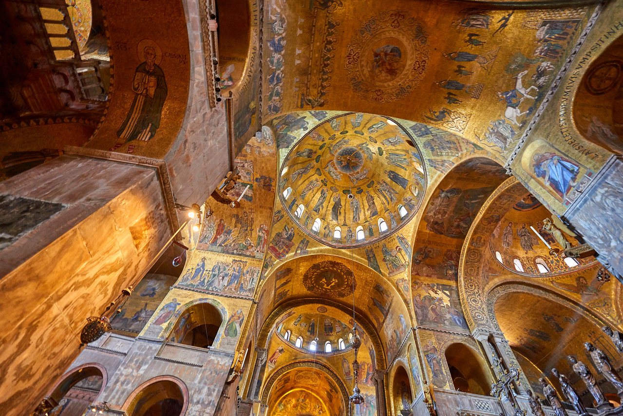 The beauty of the Basilica
