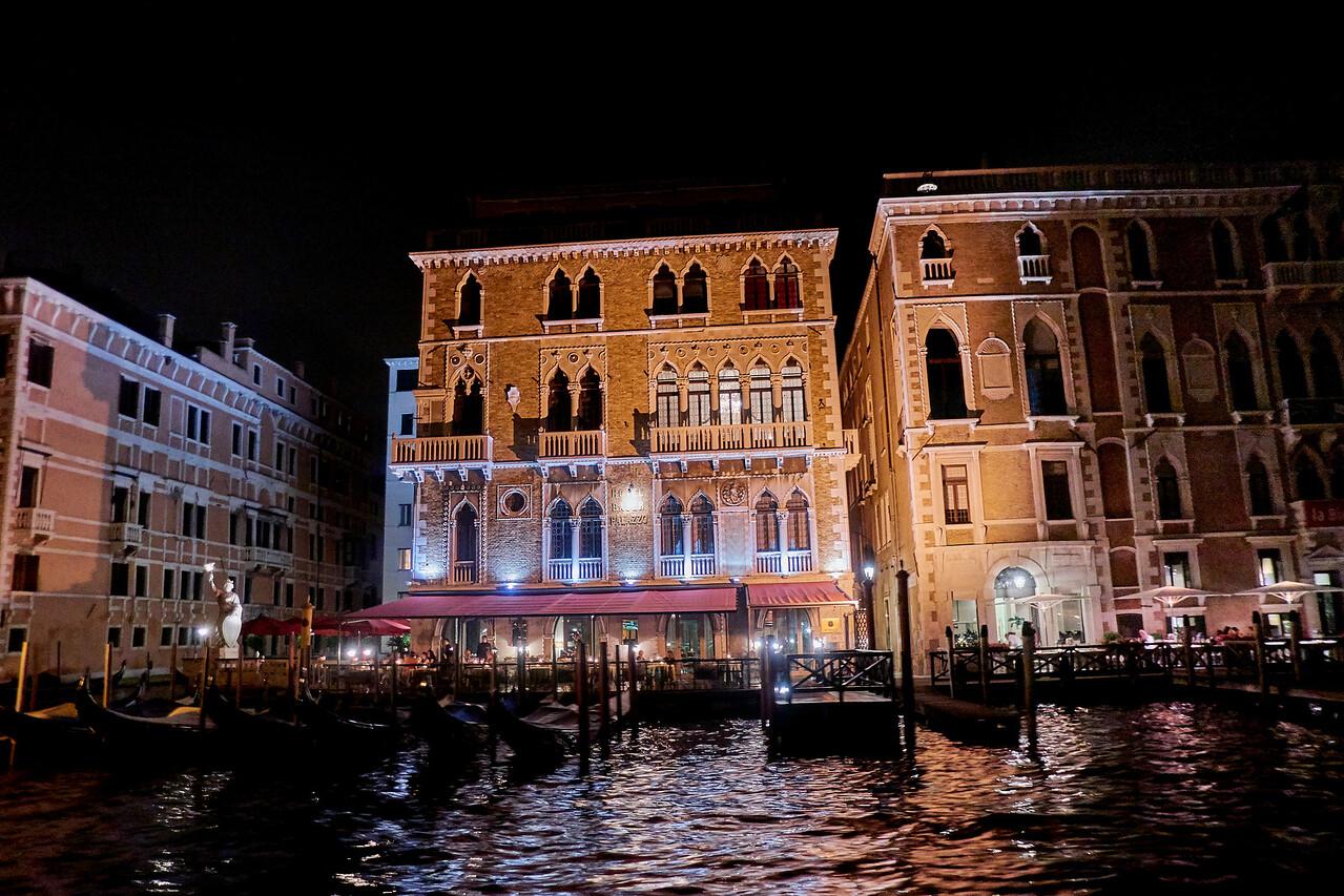 Hotel Bauer, Canale Grande..