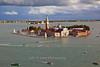 View of Basilica di San Giorgio Maggiore, Venice, Italy