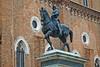 Statue of Bartolomeo Colleoni - 1483, Campo San Giovanni e Paolo, Venice, Italy