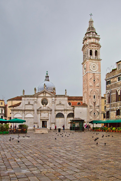 Chiesa di Santa Maria Formosa, Campo Santa Maria Formosa, Venice, Italy