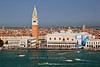 Piazza San Marco or St. Mark's Square, world heritage site, Venice, Italy