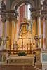 Altar, Basilica di San Giovanni e Paolo, Venice, Italy