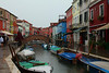 More Burano scenery.