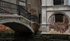 AITALY 2015, 11 1329B, SMALL, bridge and exposed bricks, Venice