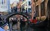 AITALY 2015,10 1718B, SMALL, Venice canal traffic