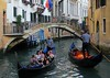 The overall mood in Venice comes across as friendly and accommodating.