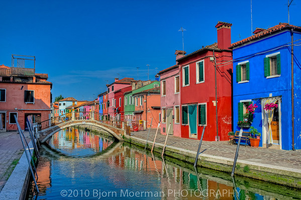 Color Houses björn moerman photography: venice in color = burano