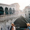 Rialto Bridge in Venice, Italy.