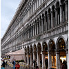 North side of San Marco Square. Plenty of shopping here...