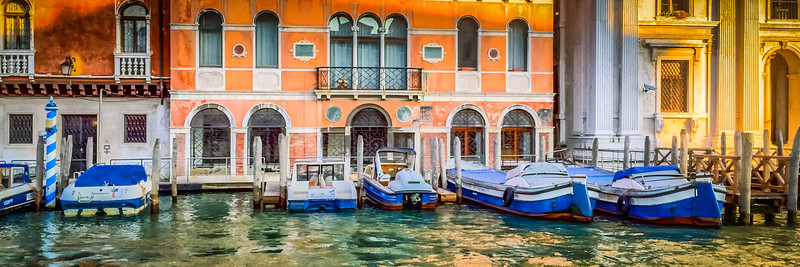 Venitian Waterway