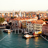 A view of  Venice, Italy.