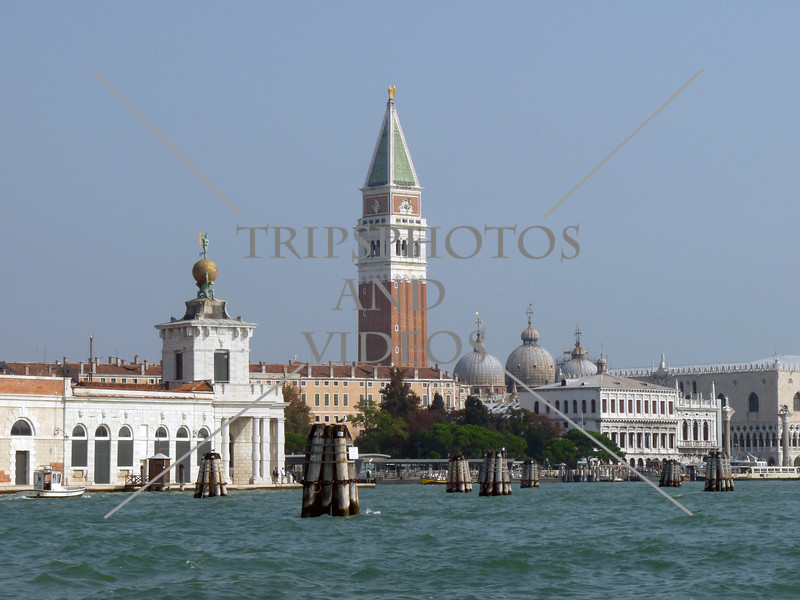 View in Venice, Italy.