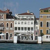 A view of the building architectures in Venice, Italy.