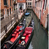 Gondolas are very elaborately decorated. At 100 to 120 Euros a fare a lengthy ride should be savored.