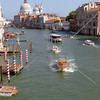 The Grand Canal of Venice, Italy.