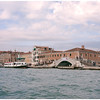 Major bridge along the Rive d Schiavone. We were walking toward San Marco Square and the Calle Dei Fabbri.