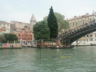 Ponte Dell Academia Venice