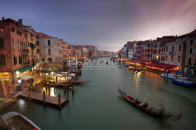 Rialto View, Venice, Italy