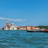 San Giorgio Maggiore viewed from the Canal