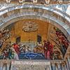 Basilica di San Marco façade mosaic