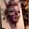 Wouldn't it be great to attend the Carnival of Venice? Masks have been utilized for centuries in its celebration.