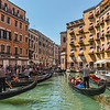 Canals, Gondolas and Gondoliers