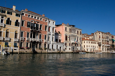 Venice, May 2007