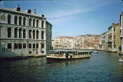 Venice and Florence -1986