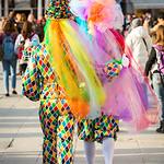 Carnival people