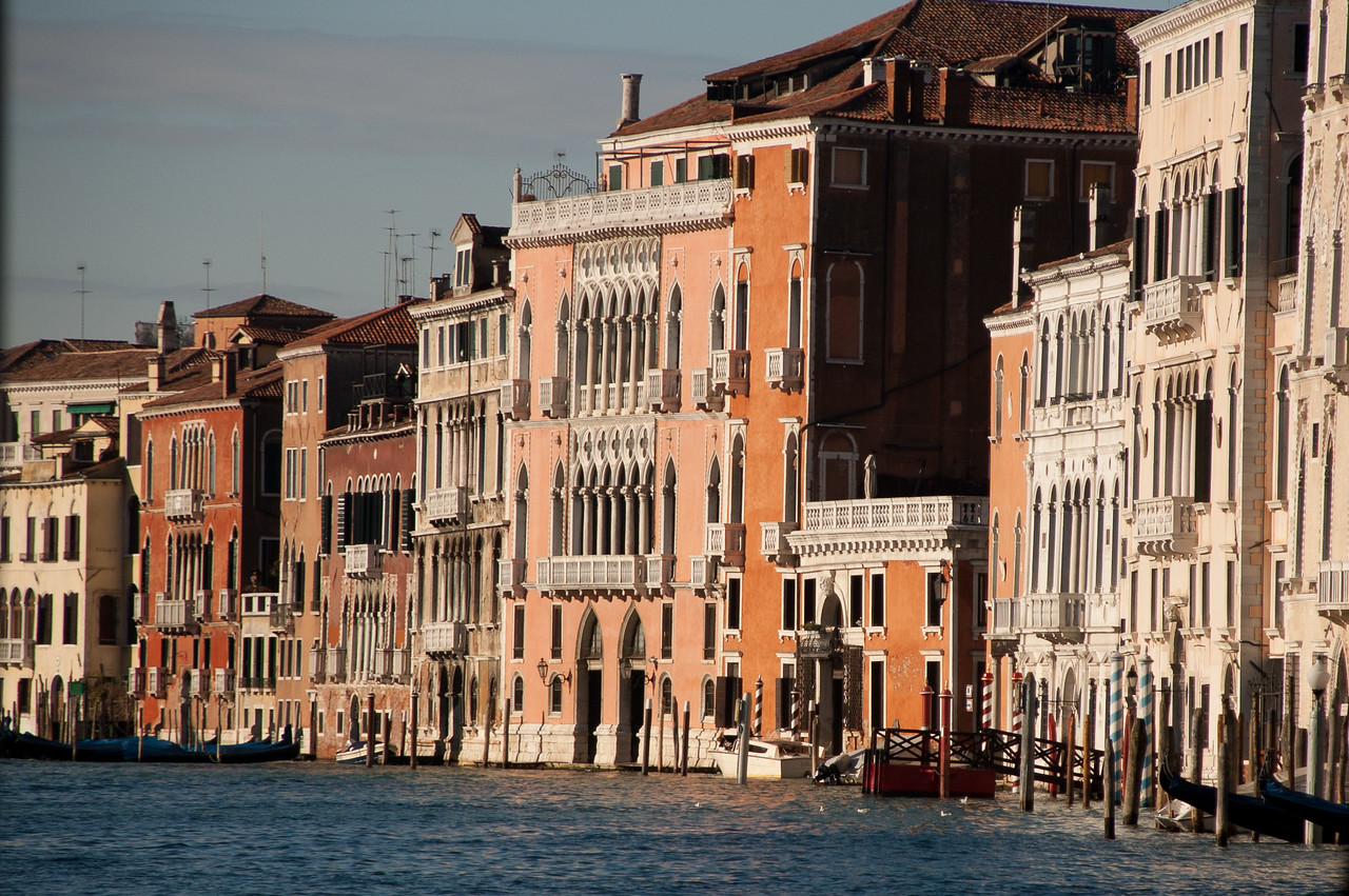 Palazzo on the Grand Canal.