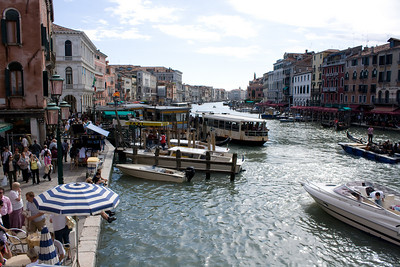Near Rialto bridge