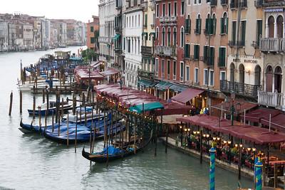 Venice from Rialto