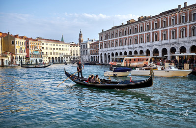 Grand Canal -- Venice