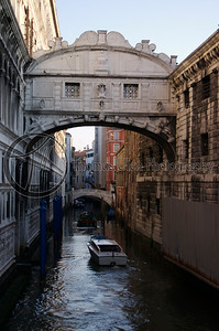 The Bridge of Sighs. Venice, Italy. So called as it was the last place lovers could see each other before being whisked off to prison.
