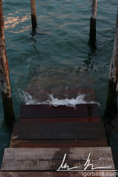 Water Steps (Venice, IT)